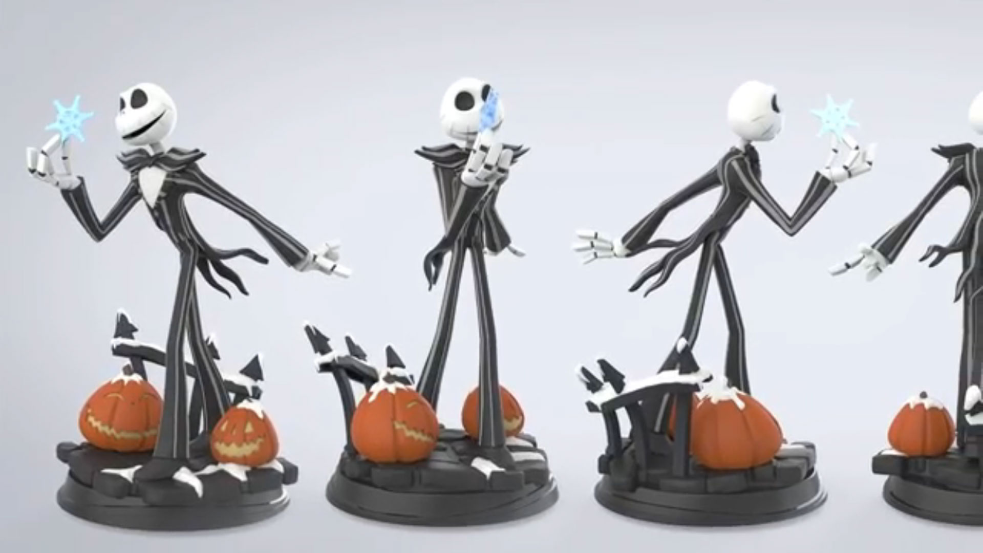 Disney Infinity Jack Skeleton Special Edition