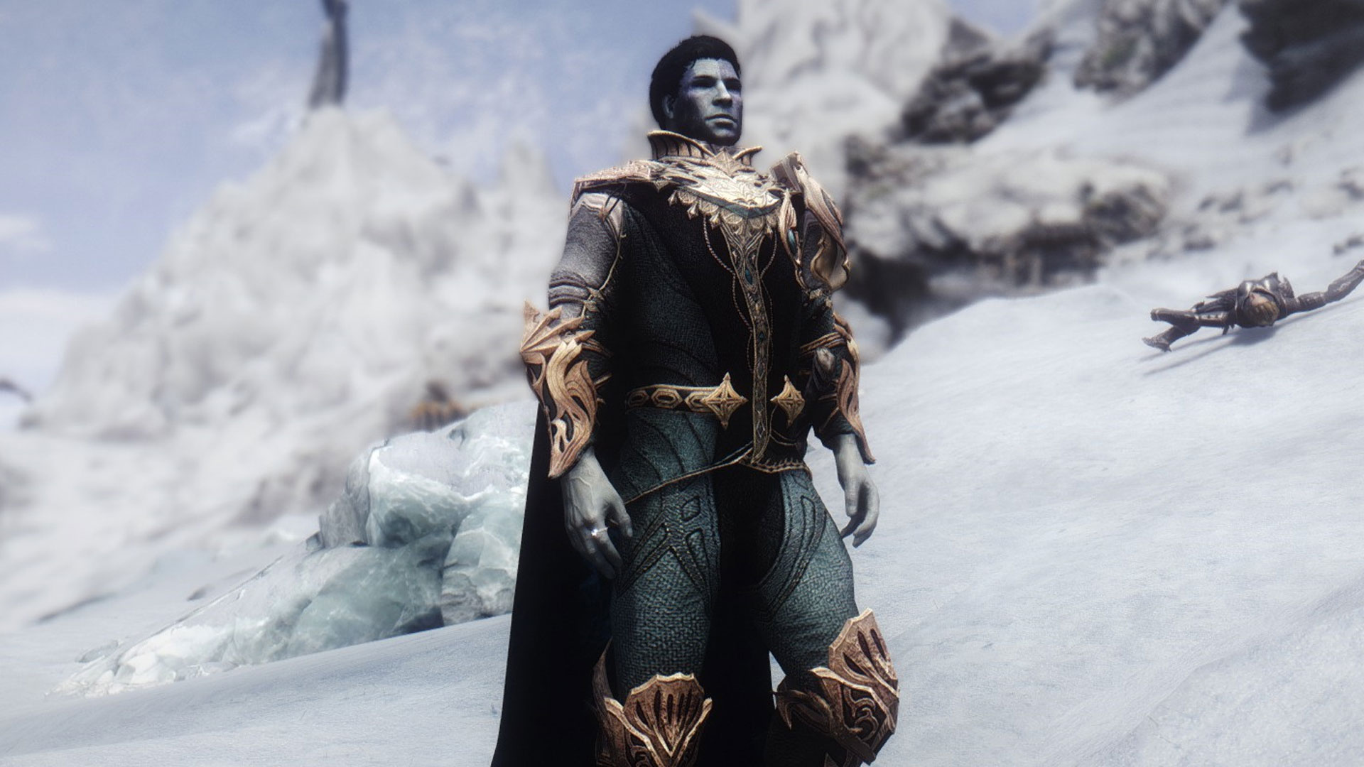 Skyrim: Special Edition Invasion of Skyrim - Grand Admiral Thrawn 3.0 Mod