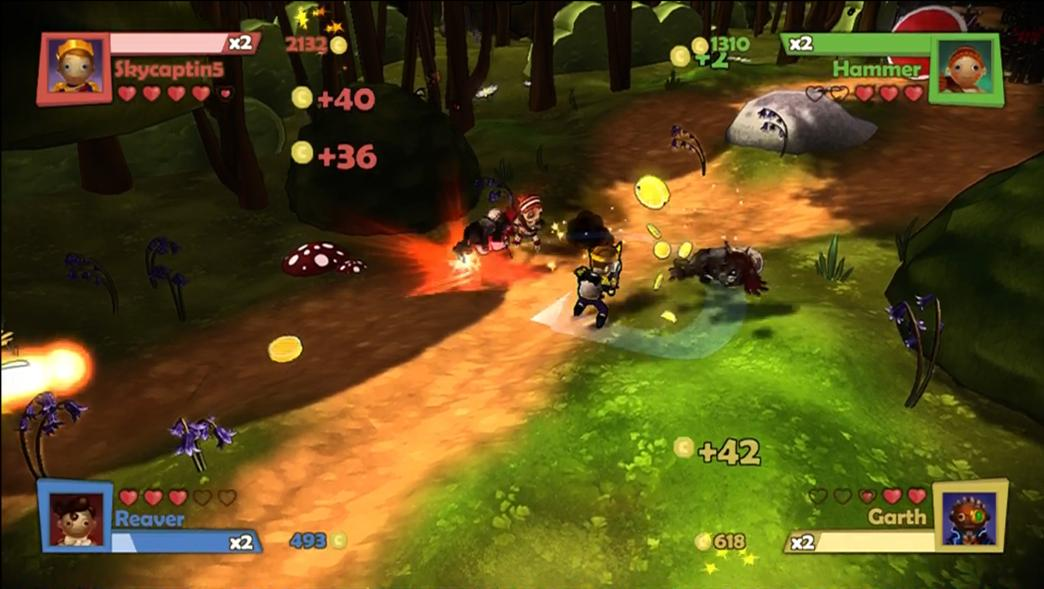 Fable Heroes Xbox One Screenshot