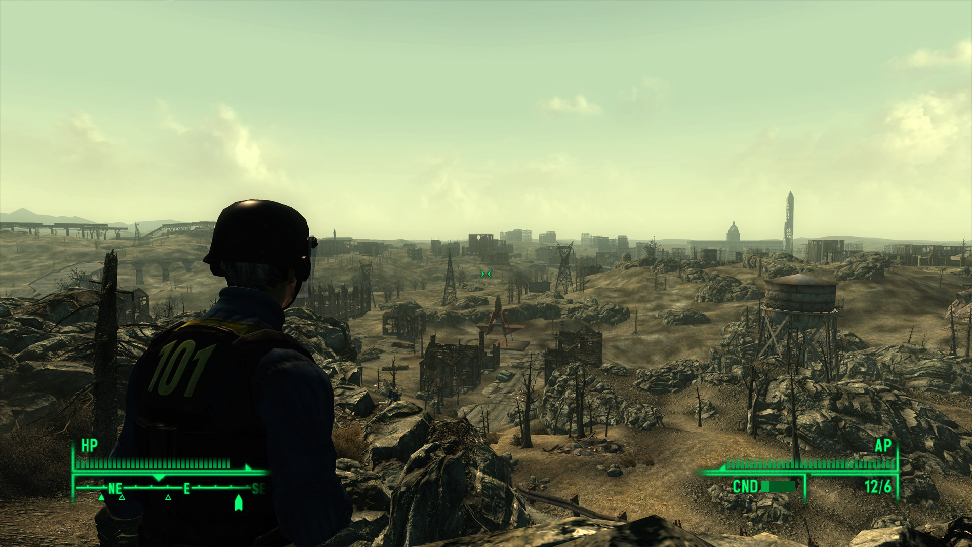 Fallout 3 Xbox One X Screenshot