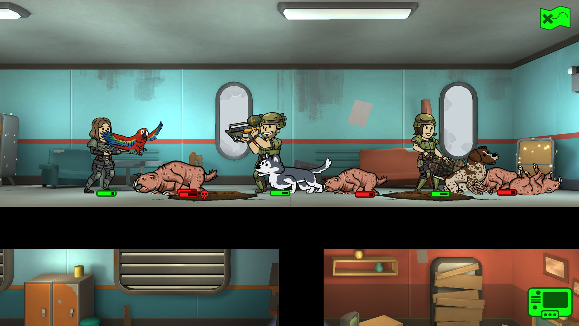 Fallout Shelter Game Show Gauntlet Questions