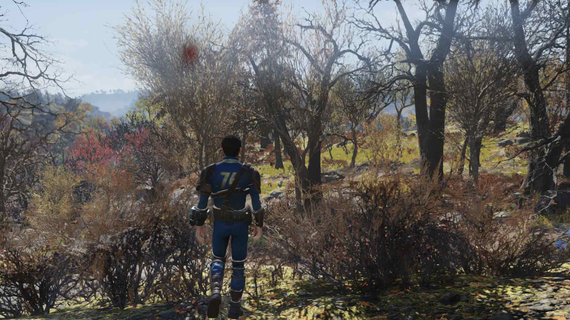 Fallout 76 Rusty Flatwoods Mod