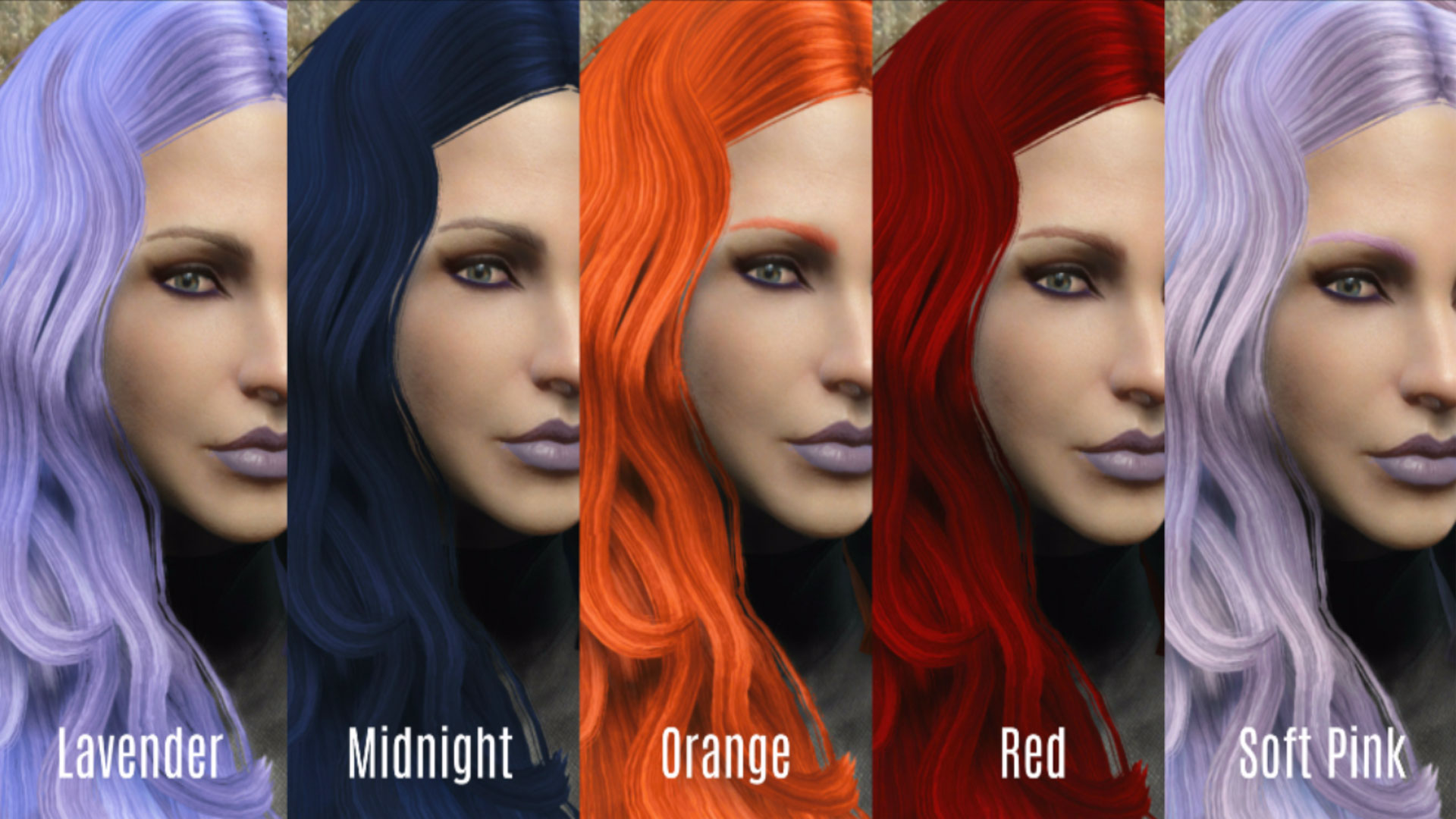 Fallout 4 Xbox Zella's Hair Dye Collection Mod