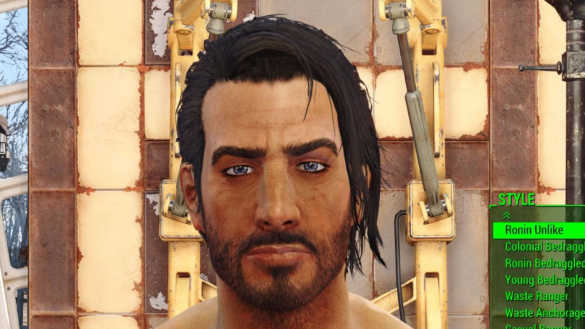 Fallout 4 Xbox Lots More Male Hairstyles Mod