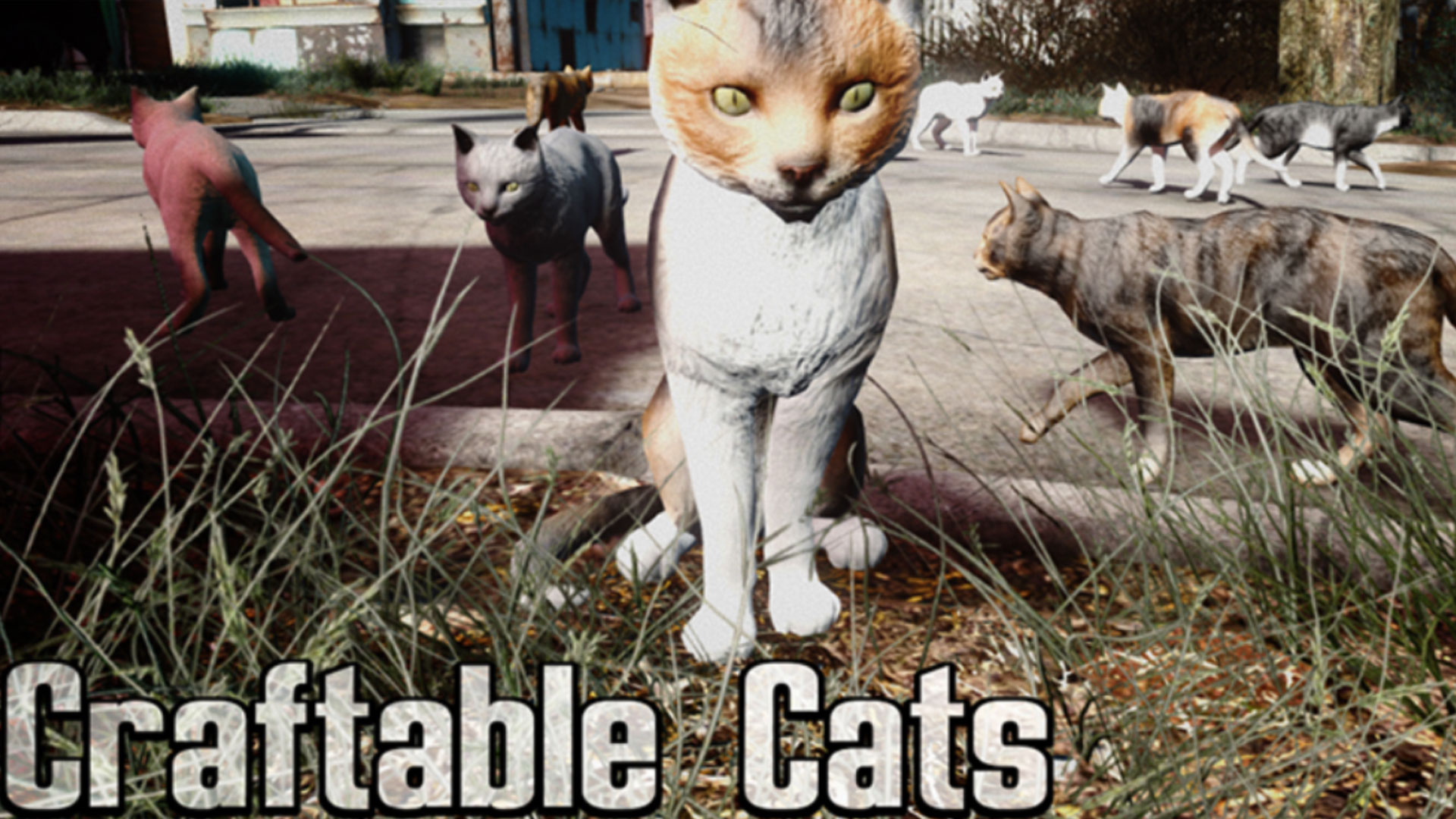 Fallout 4 Xbox Craftable Cats Mod