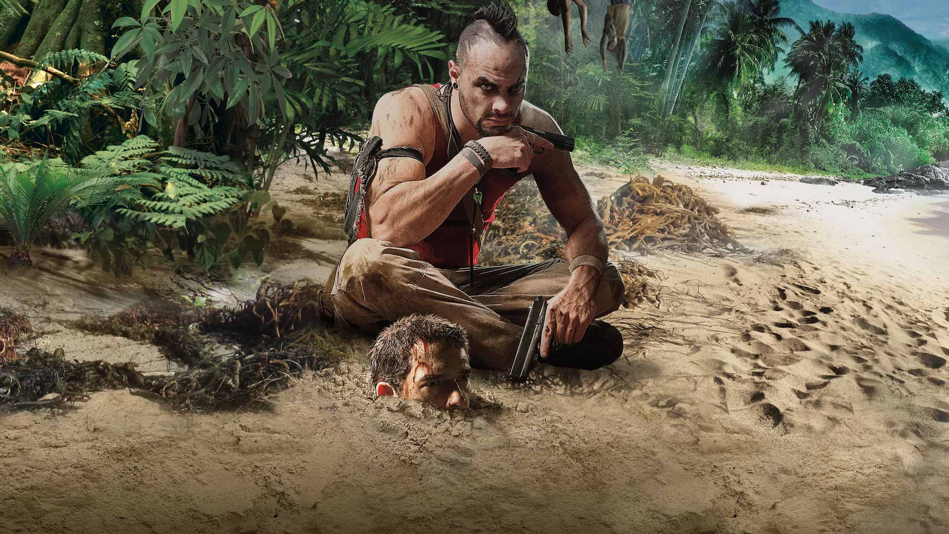 Far Cry 3 Playstation 4 Screenshot