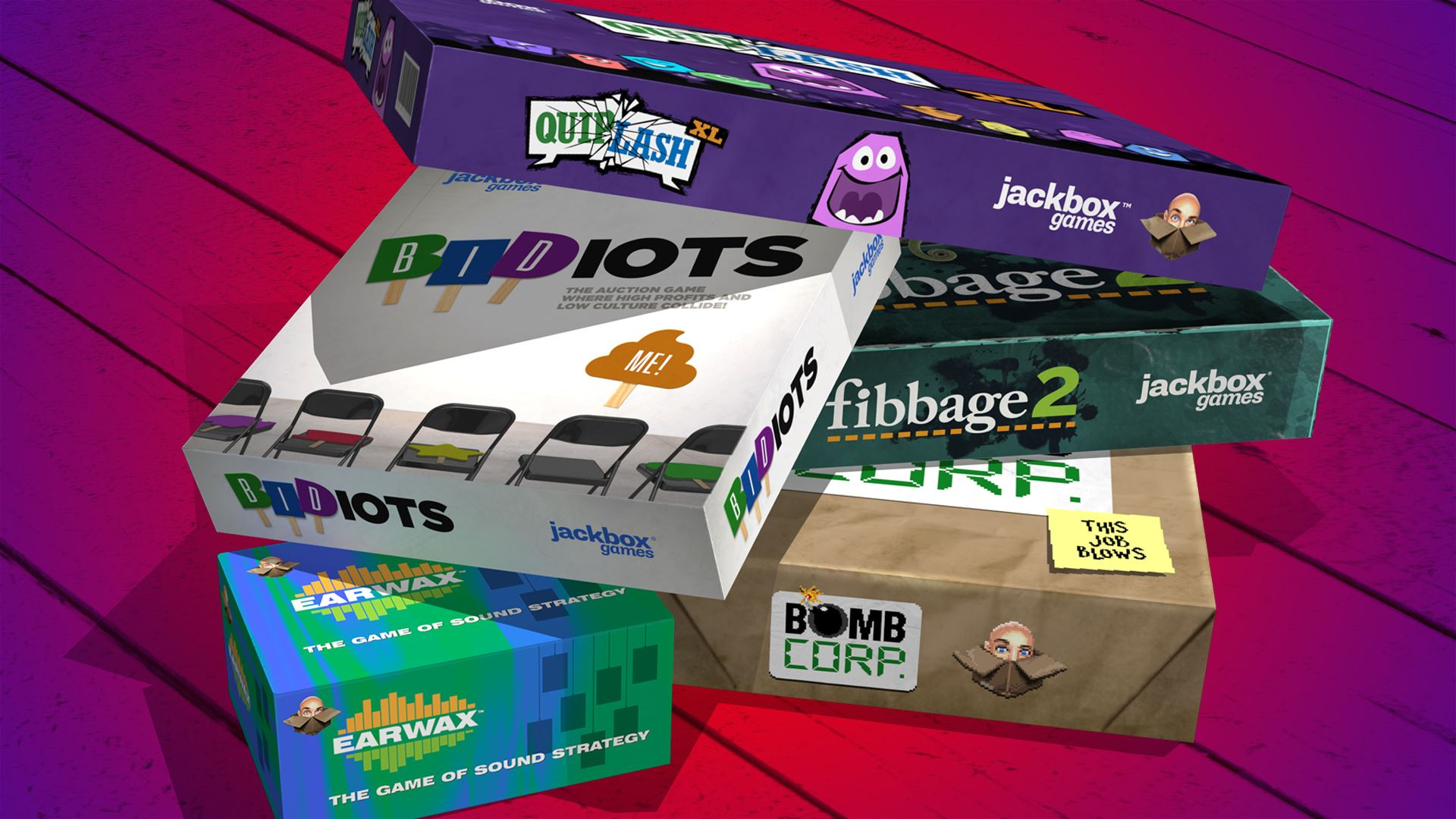 The Jackbox Party Pack 2 Xbox Game Pass