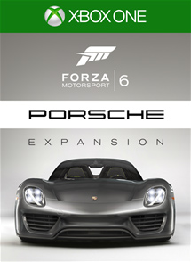 Forza Motorsport 6: Porsche ExpansionBox Art