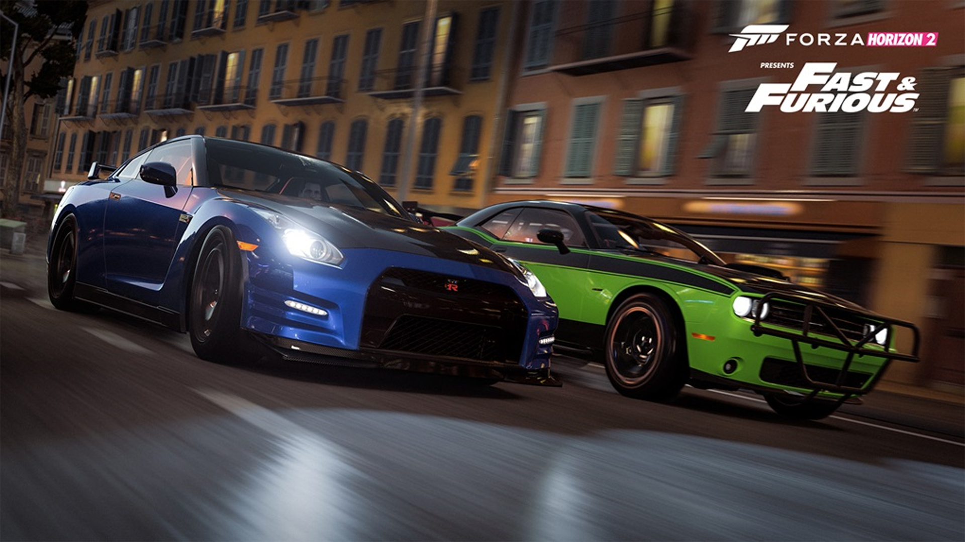 Forza Horizon 2 Presents the Fast and Furious Screenshot