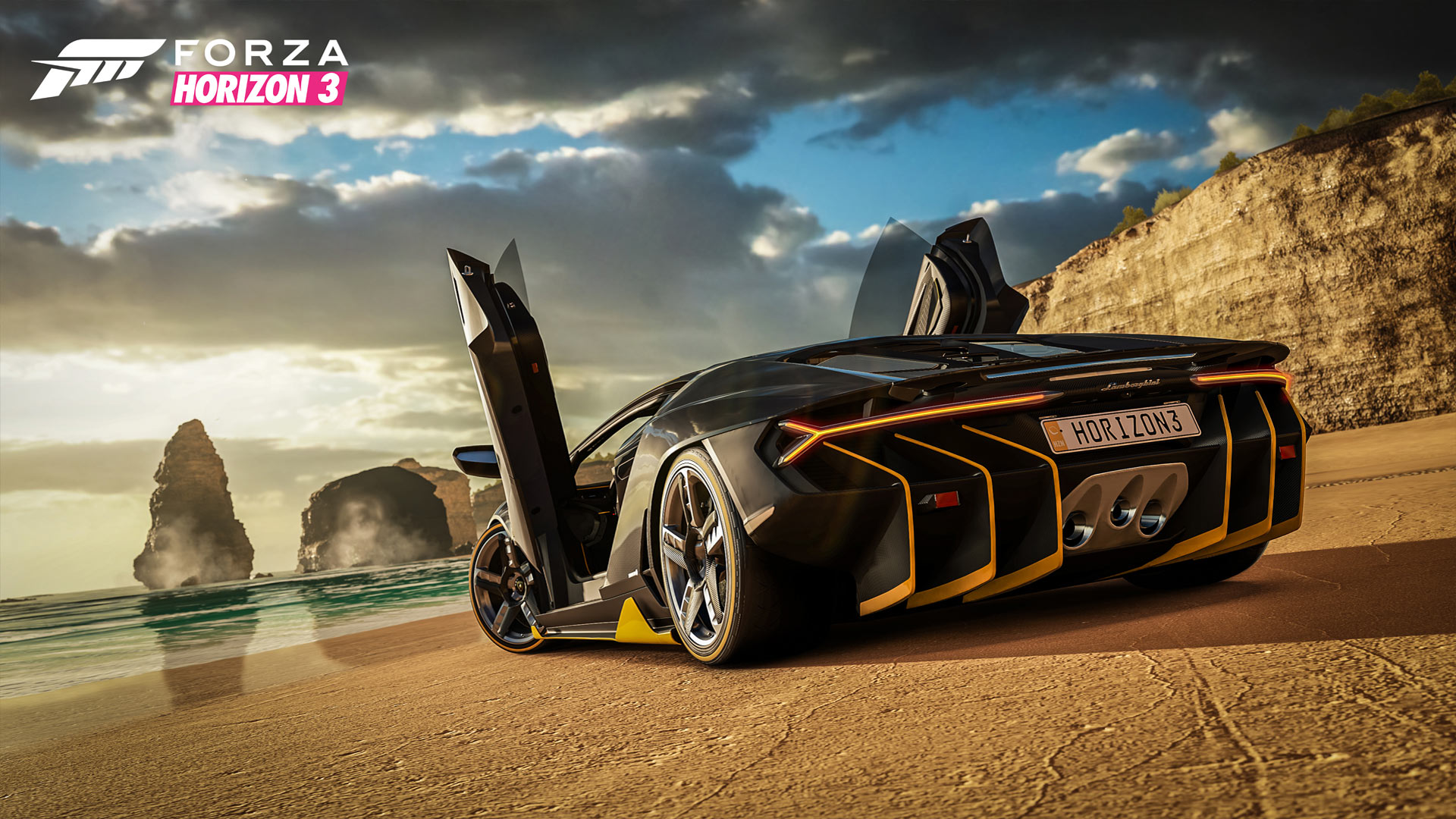 Xbox One Holiday Gift Guide 2017 Forza Horizon 3