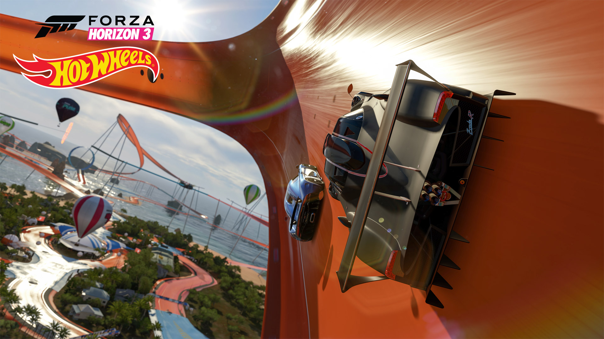forza horizon 3 hot wheels expansion review. Black Bedroom Furniture Sets. Home Design Ideas