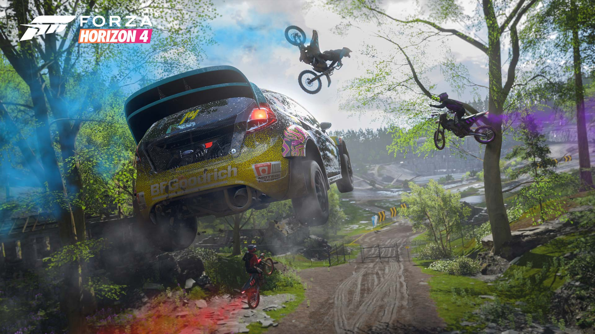 Forza Horizon 4: Laracer @ Horizon Event Games Screenshot