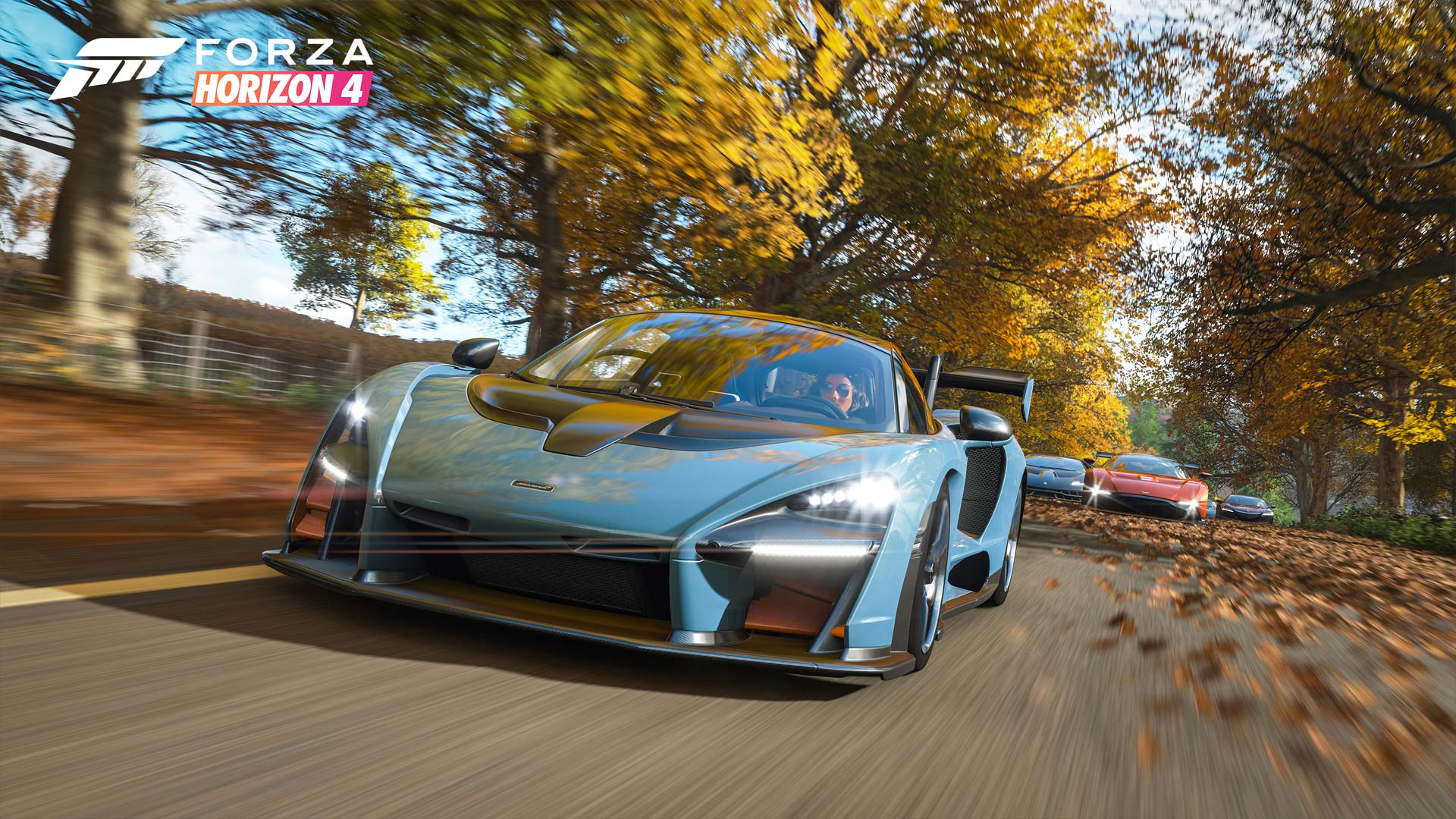 Forza Horizon 4 Car Screenshot