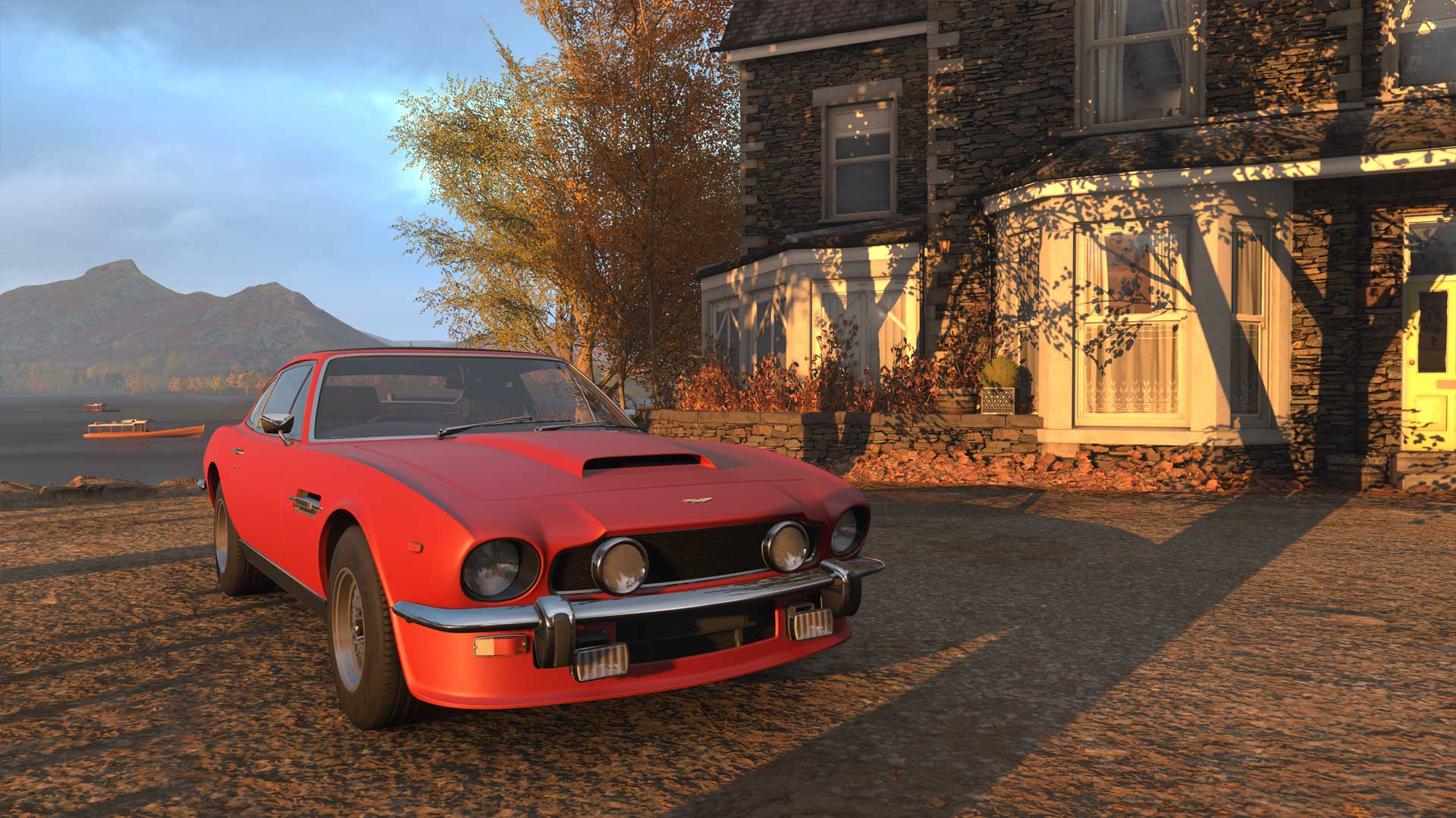 Forza Horizon 4: Best of Bond Car Pack Screenshot