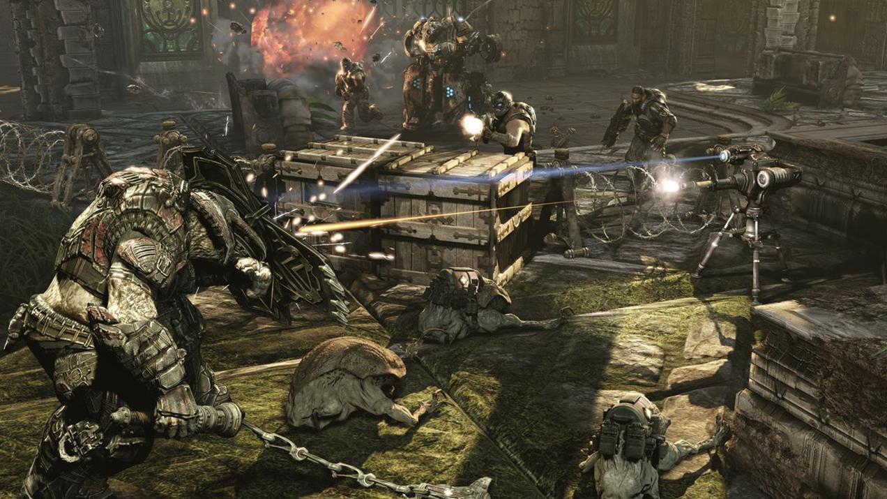 Gears of War 3 Screenshot