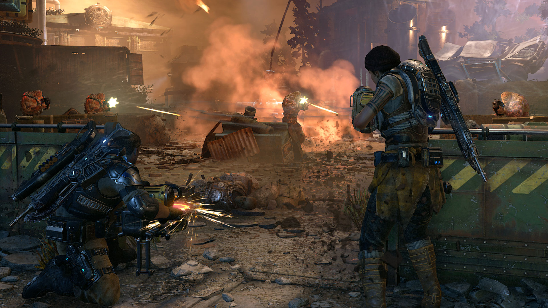 Gears of War 4 Games with Gold