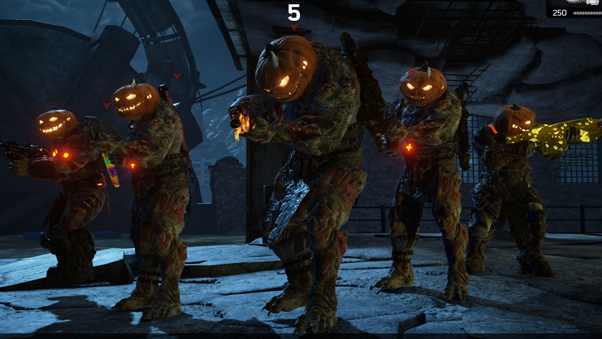 Gow4 Halloween Event 2020 Gears of War 4 Holiday Events   Gamerheadquarters