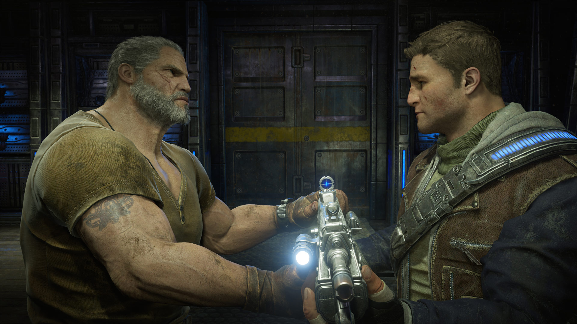 Gears of War 4 is the Best Example of Xbox's Direction
