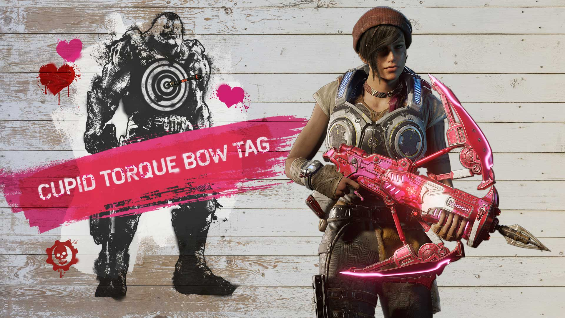 Valentine's Day Game Unlocks 2018 Gears of War 4