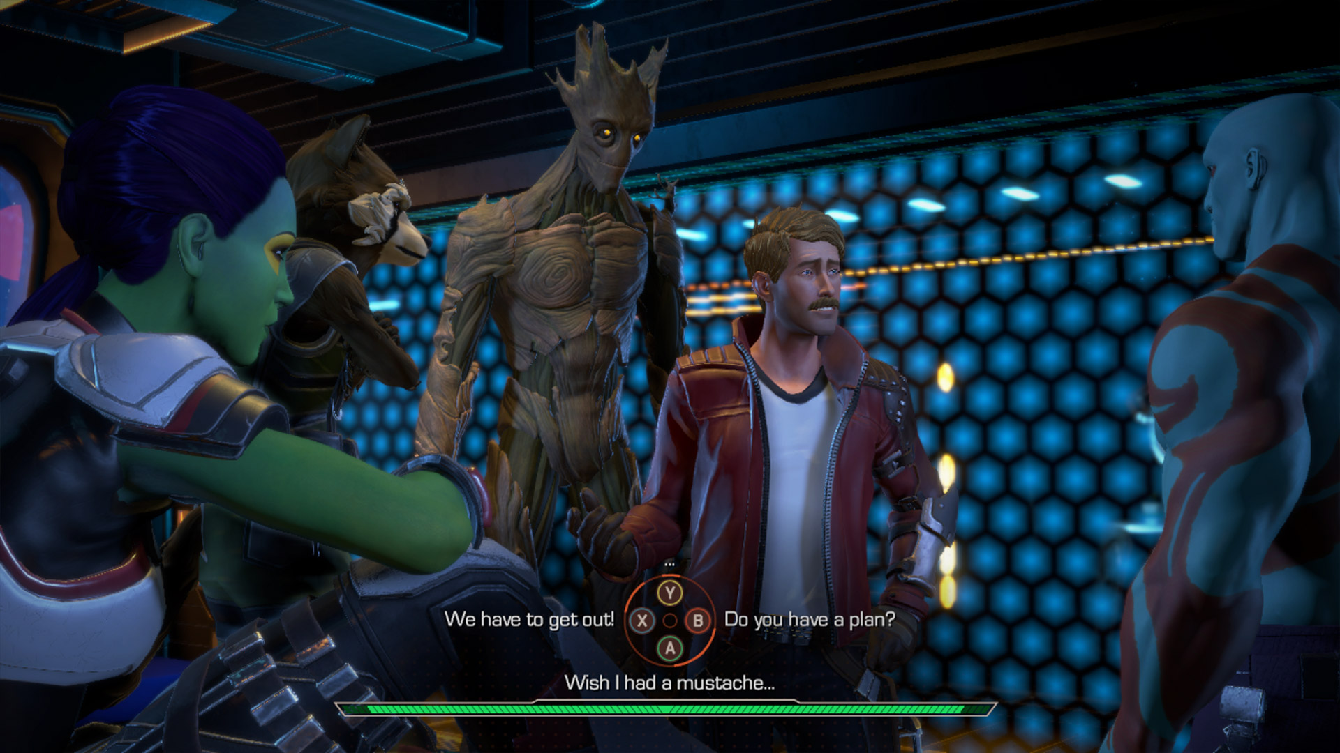 Guardians of the Galaxy Episode 5: Don't Stop Believin' Screenshot