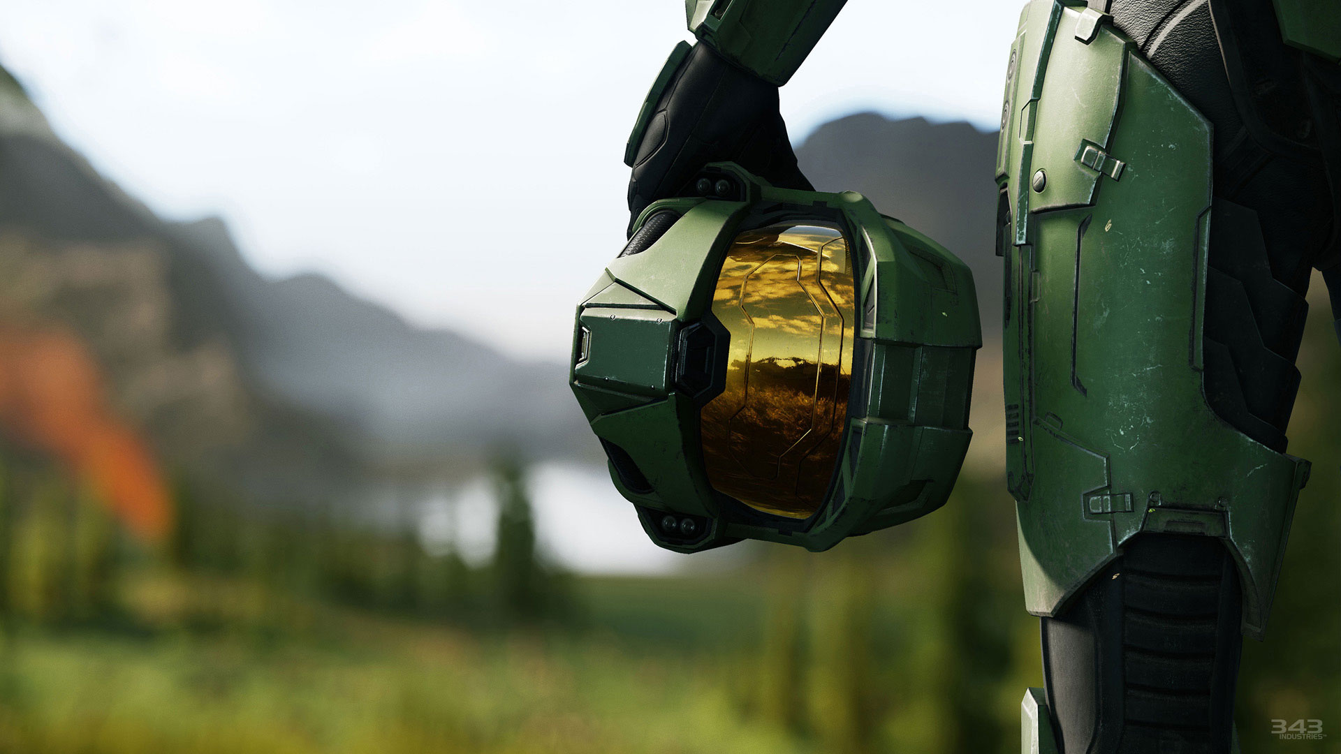 Halo Infinite Helmet Screenshot