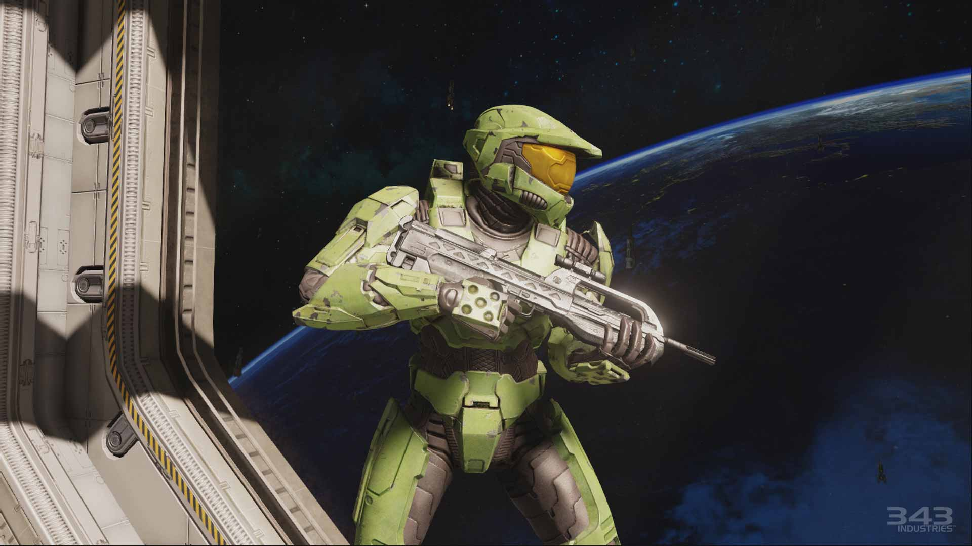 Halo Master Chief Collection 4k: Now is the Time