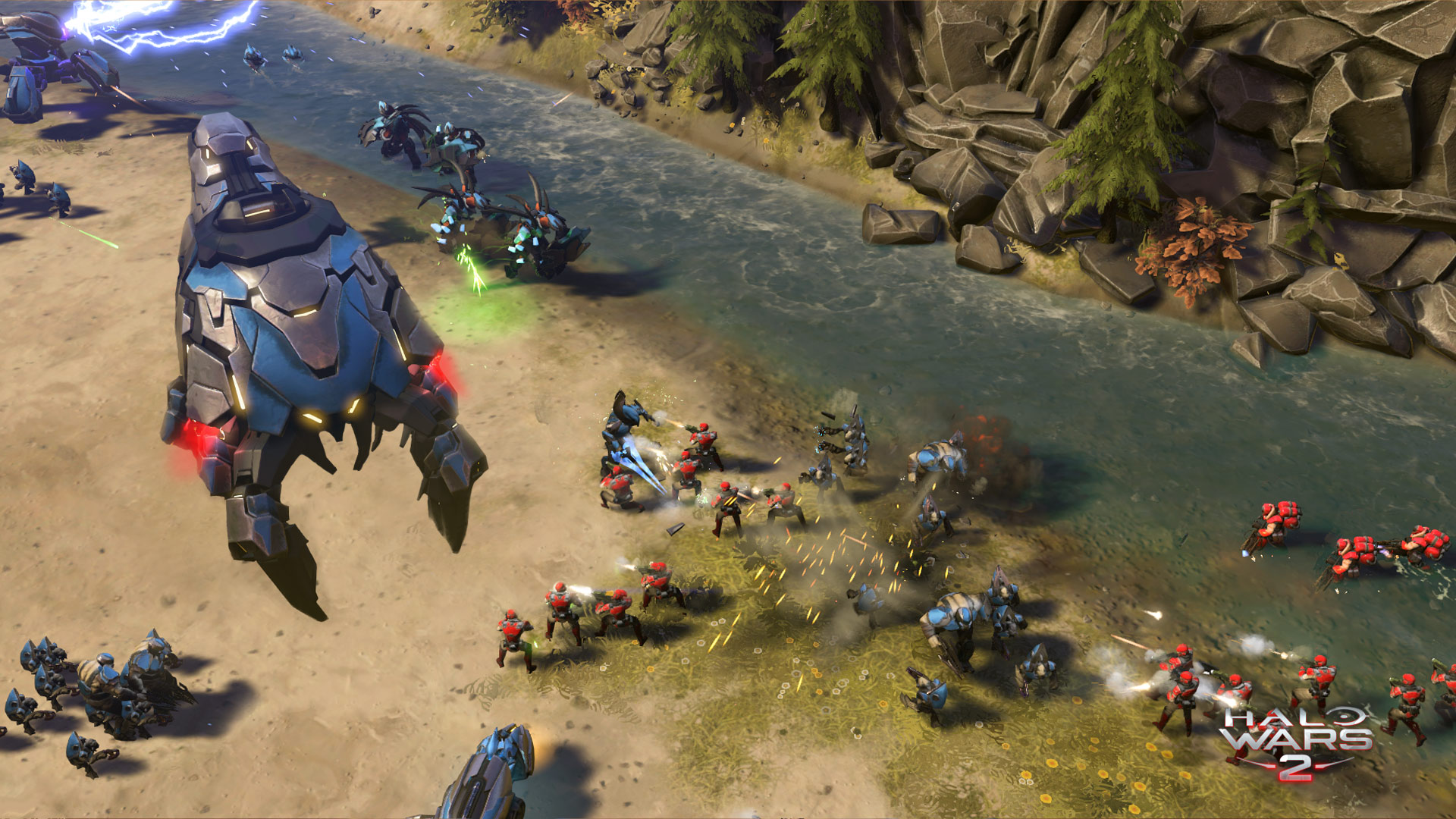 Halo Wars 2 Xbox One Screenshot