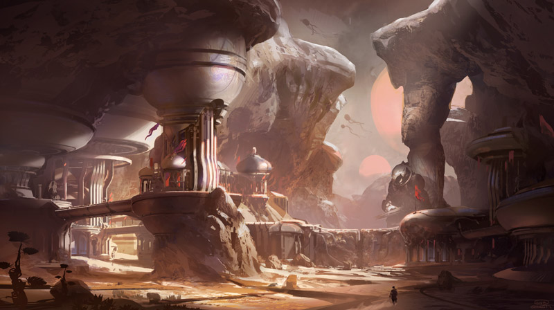 Halo 5: Guardians Concept Art