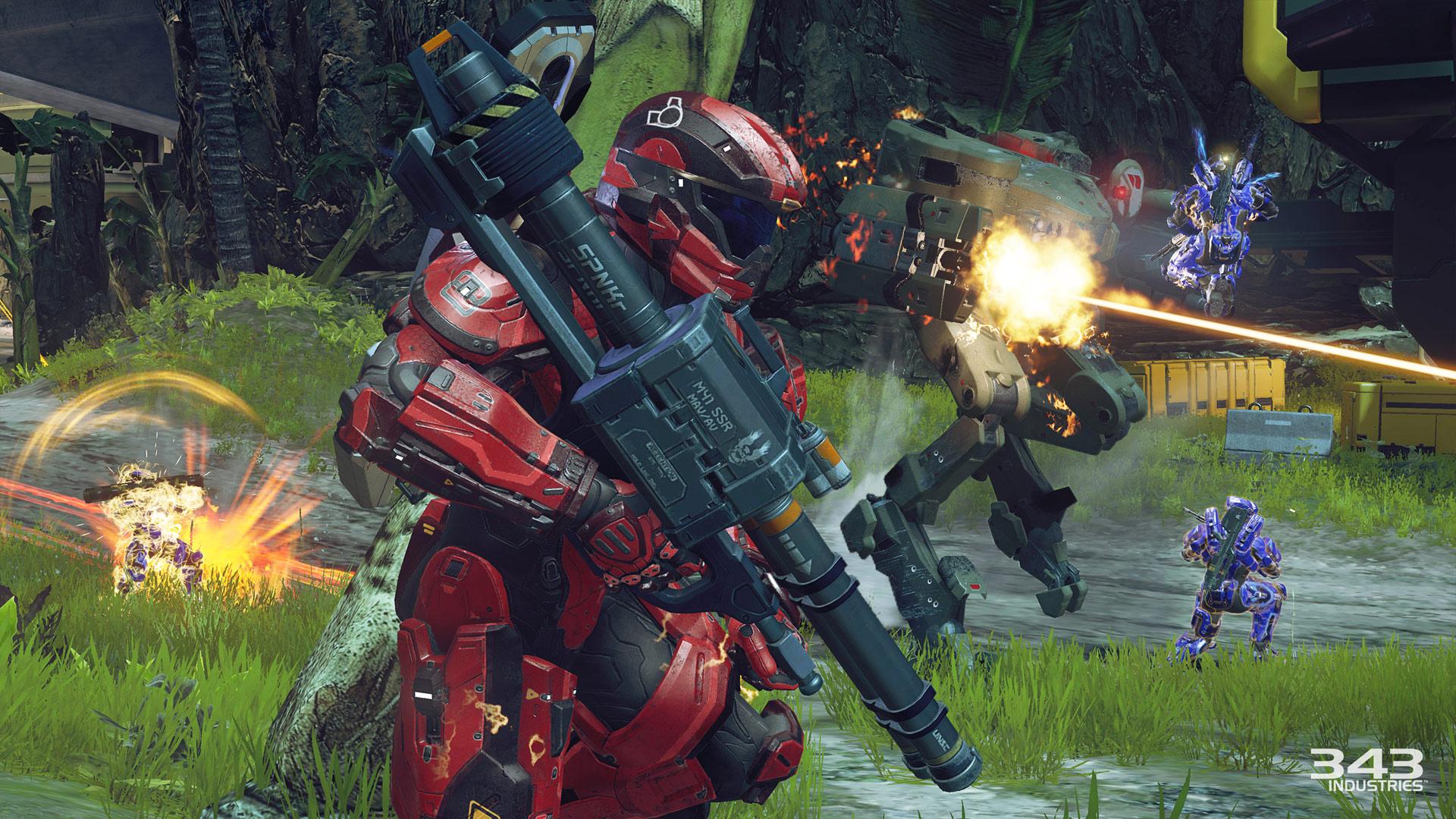 Halo 5: Guardians Xbox Screenshot