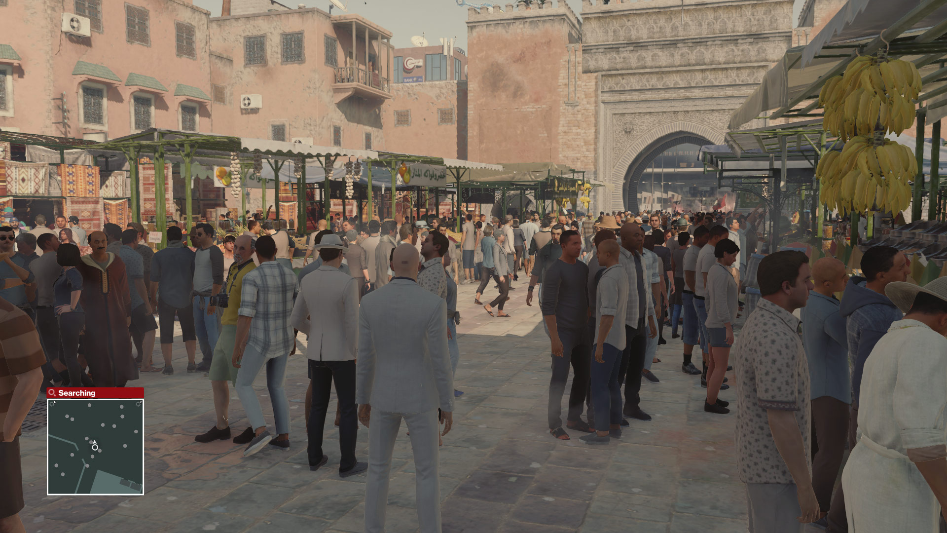 Hitman: Episode 3 Marrakesh Screenshot