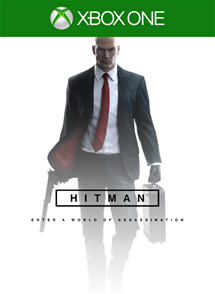 Hitman Xbox One Box Art