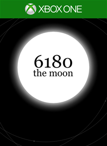 6180 the Moon Xbox One Box Art