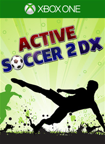 Active Soccer 2 DX Xbox One Box Art