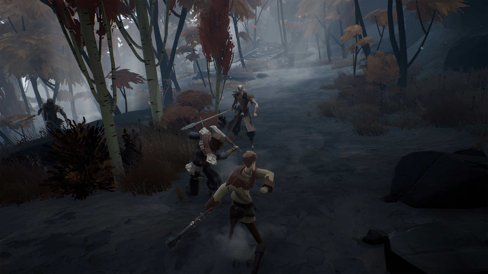 Ashen Review Xbox Wallpaper Screenshot