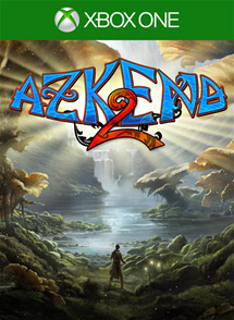 Azkend 2: The World Beneath Xbox One Box Art