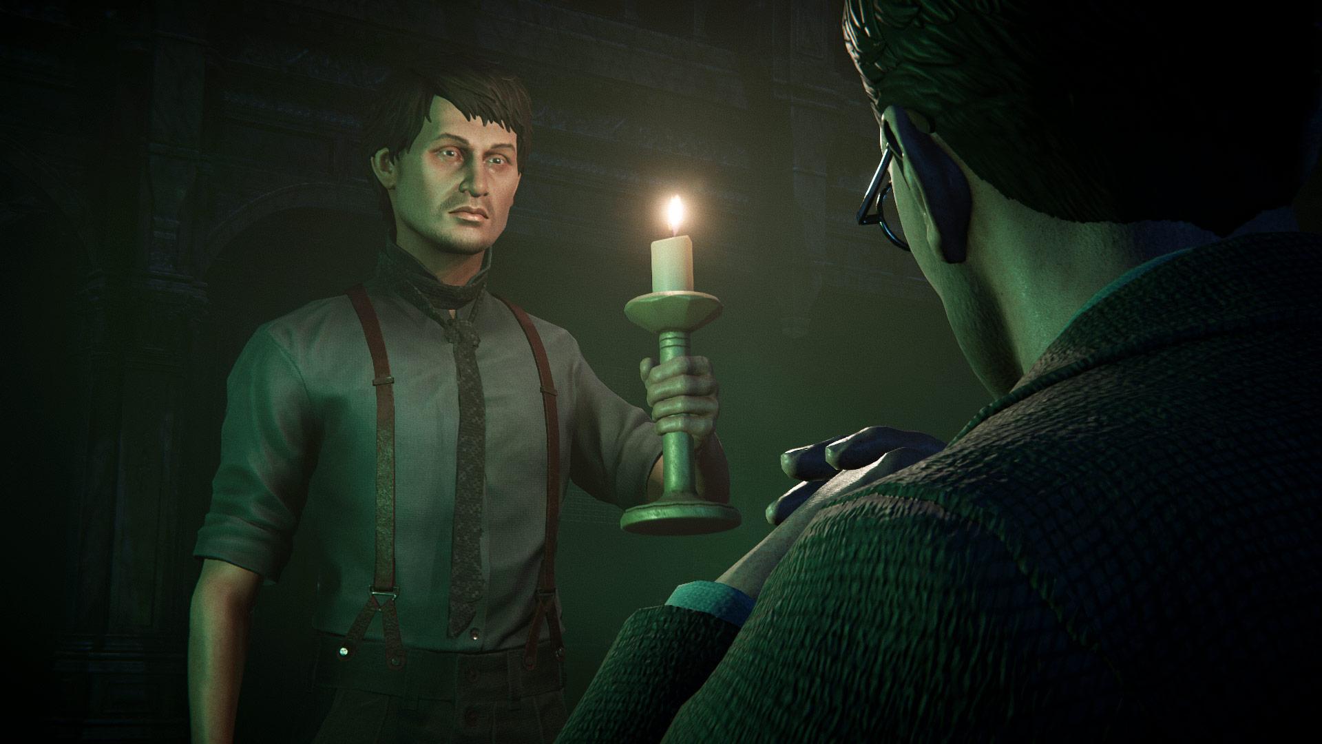 Black Mirror Xbox Screenshot