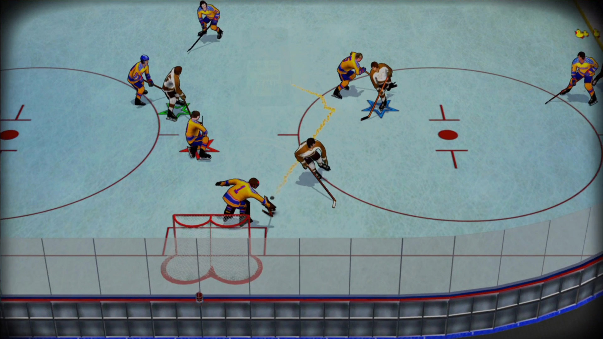 Bush Hockey League Xbox Wallpaper Screenshot