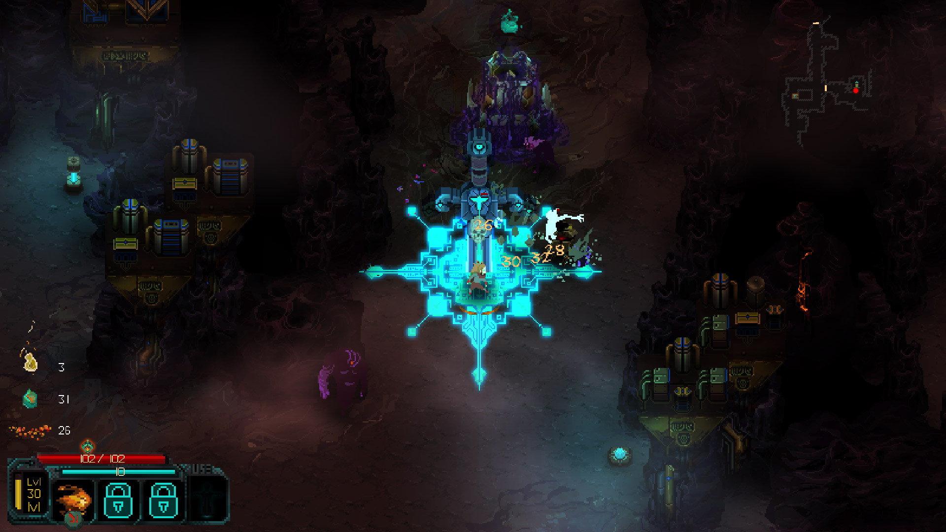 Children of Morta open world Screenshots