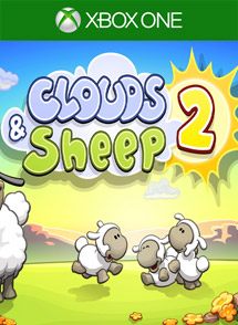 Clouds and Sheep 2 Xbox One Box Art