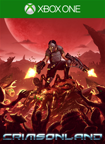Crimsonland Xbox One Box Art