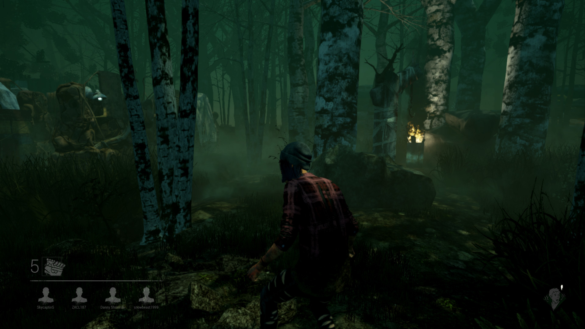 Dead by Daylight Xbox One X Screenshot