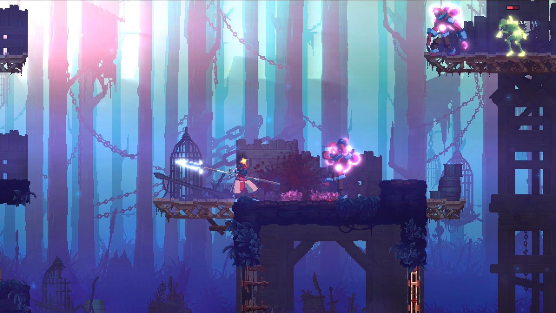 Dead Cells Xbox Screenshot