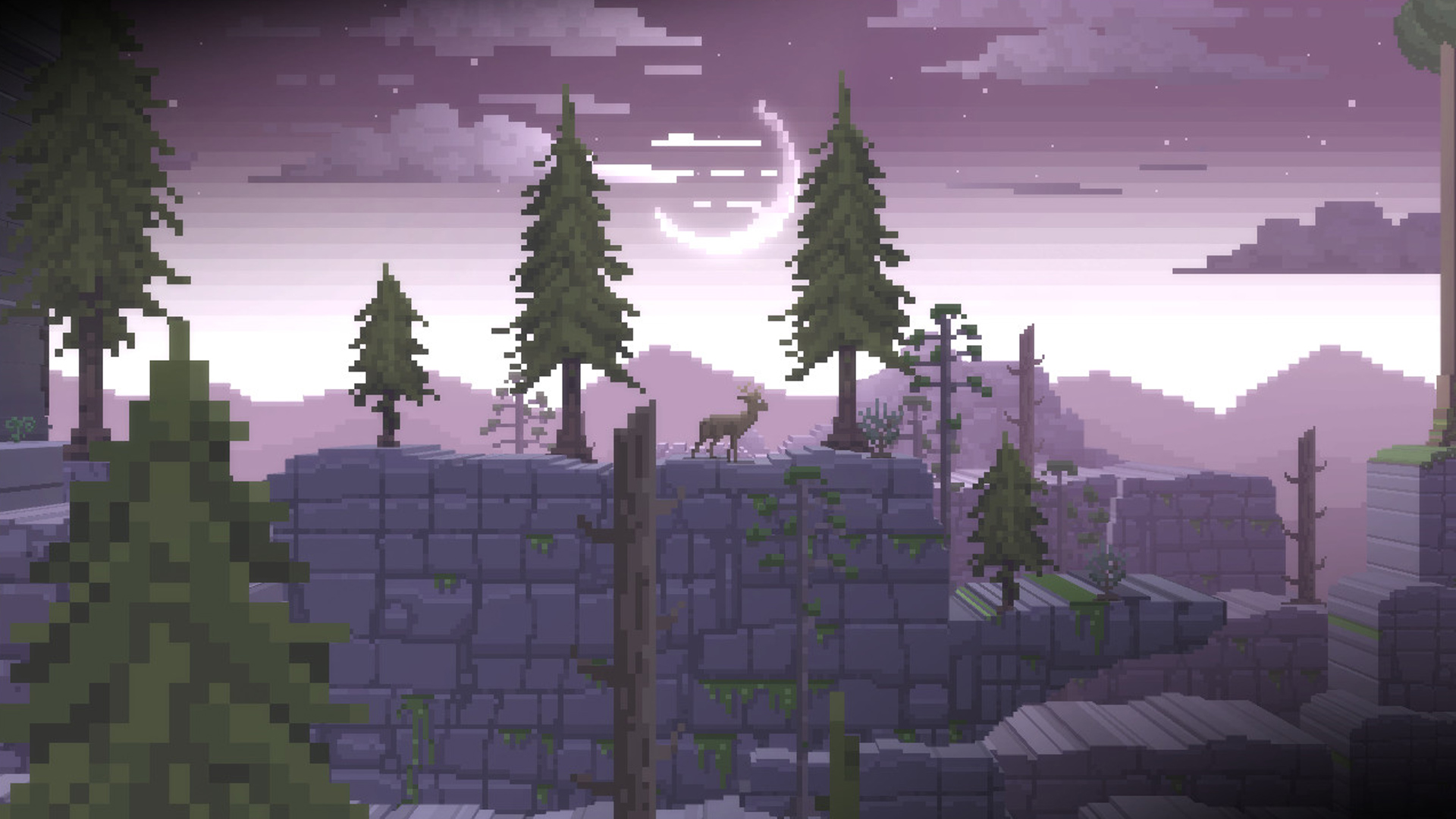 Deer God Xbox One Screenshot