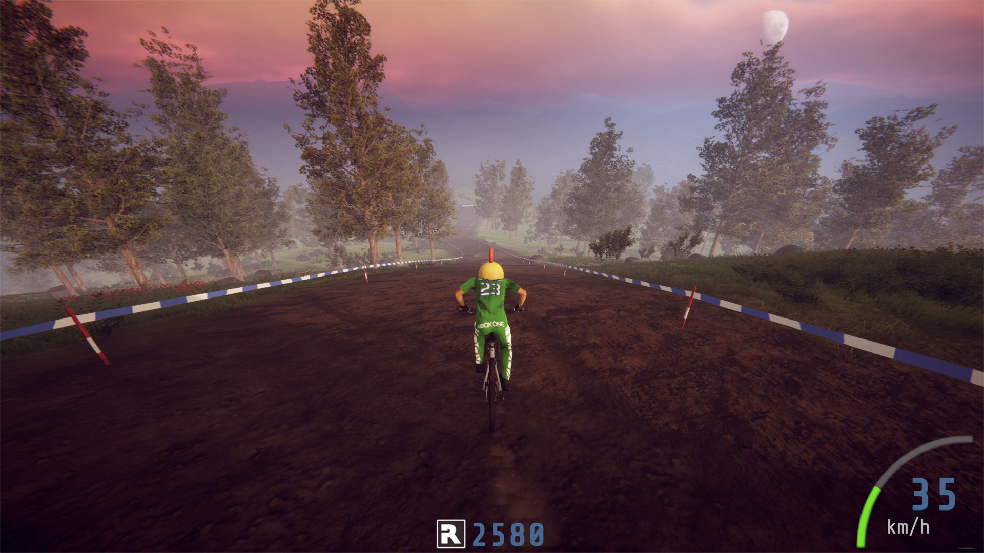 Descenders Xbox One X Enhanced Screenshot