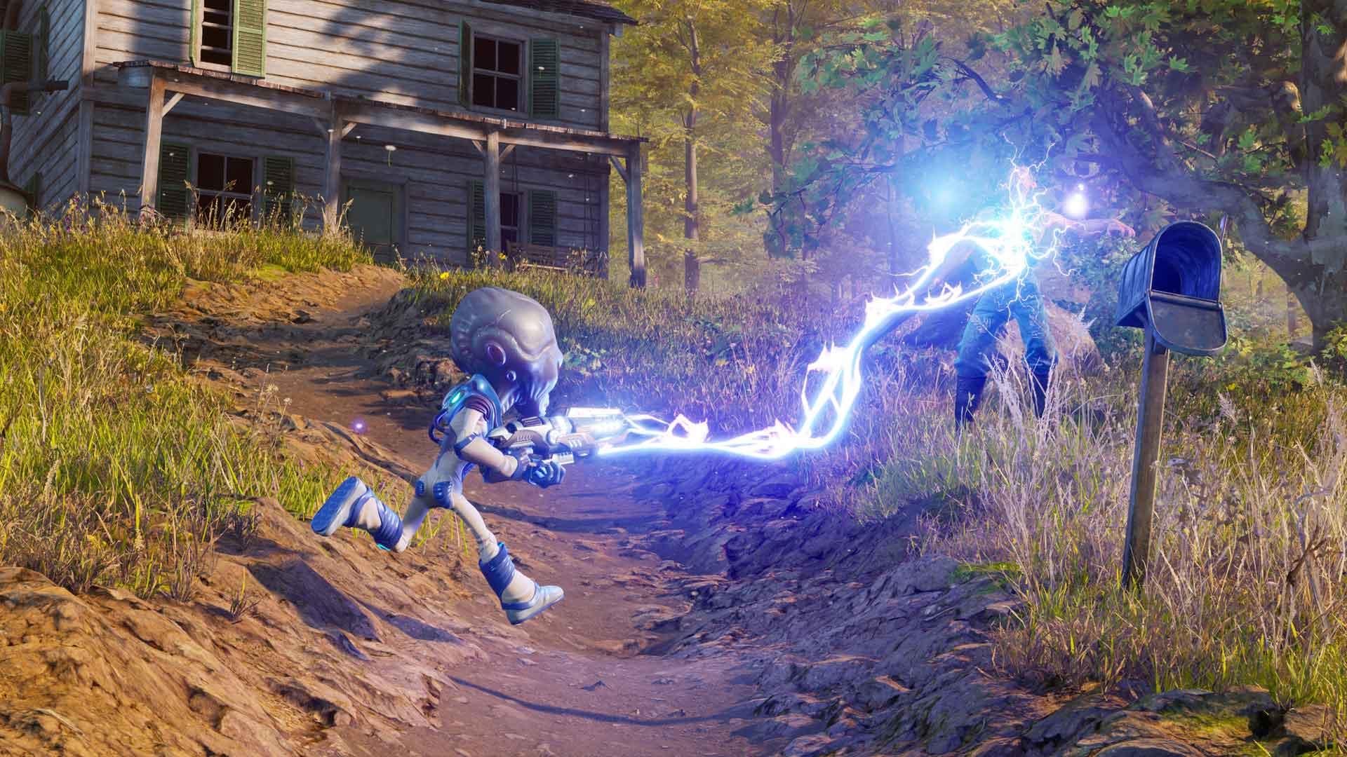 Destroy All Humans! Xbox