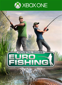 Dovetail Games Euro Fishing Xbox One Box Art