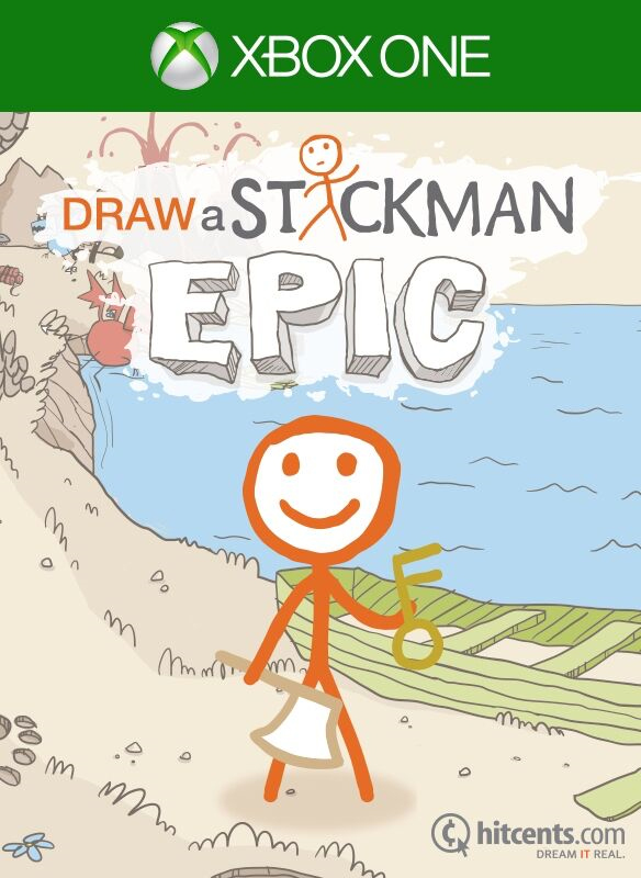 Draw a Stickman Epic Xbox One Box Art