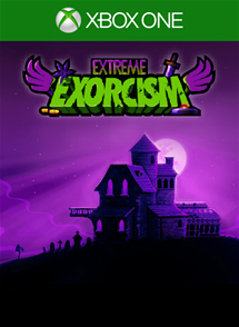 Extreme Exorcism Xbox One Box Art