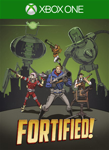 Fortified Xbox One Box Art