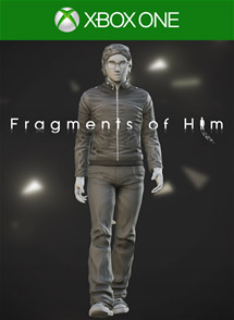 Fragments of Him Xbox One Box Art